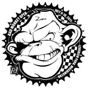Bad Monkey Open graphic