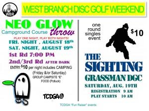 NEO Glow Throw (WBR) graphic