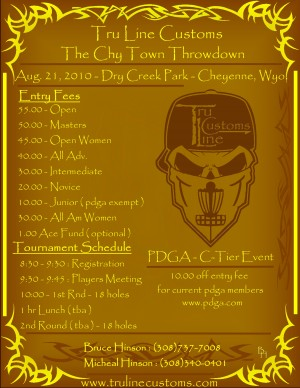 Chey-Town Throw Down graphic