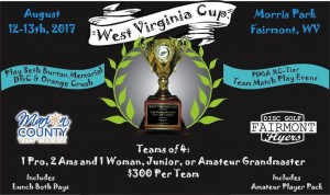 West Virginia Cup graphic
