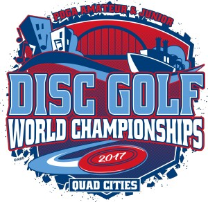 2017 PDGA Amateur & Junior Disc Golf World Championships graphic