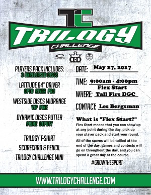 Tall Firs Trilogy Challenge 2017 graphic