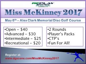 Miss McKinney graphic
