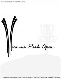 6th Annual Vienna Park Open graphic