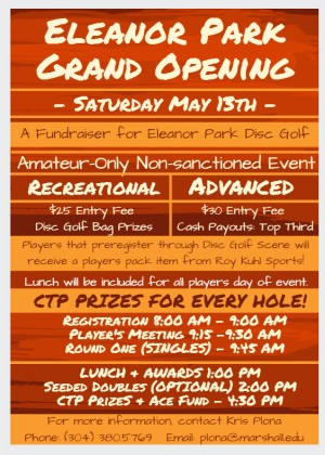 Eleanor Park Grand Opening graphic