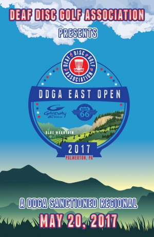 DDGA East Open graphic