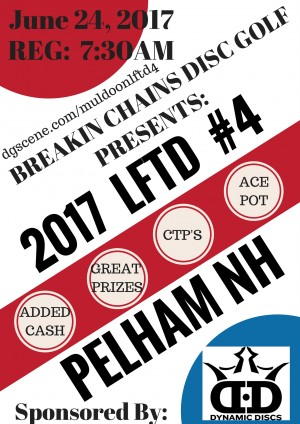 Breakin Chains Presents Muldoon Park LFTD17-4 graphic