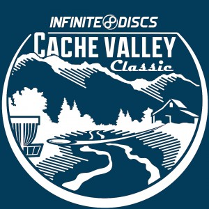 Infinite Discs Cache Valley Classic graphic