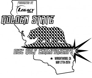 Golden State Disc Golf Championships Presented by Legacy Discs graphic