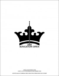 The Kingston Open graphic
