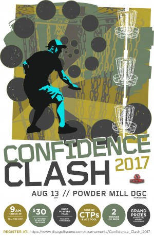 Confidence Clash graphic