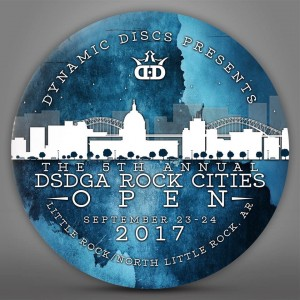 Dynamic Discs presents 5th Annual Rock Cities Open graphic