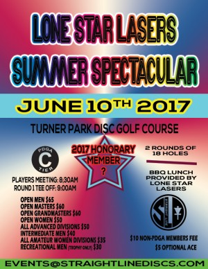 Lone Star Lasers Summer Spectacular graphic