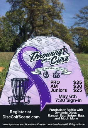 Throwing for a Cure graphic