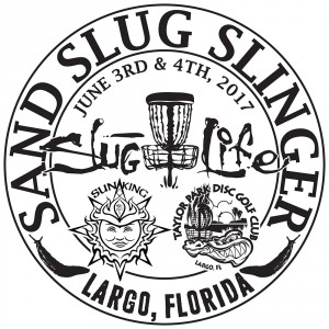 Sun King presents 2017 Sand Slug Slinger graphic