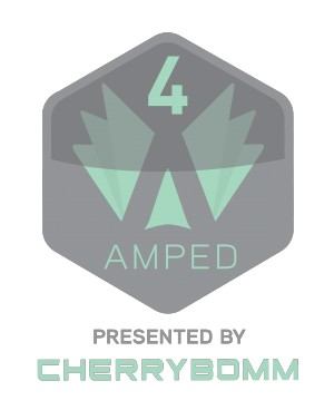 Amped Wide Open 4 presented by CherryBomm graphic