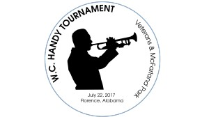 W. C. HANDY Tournament graphic