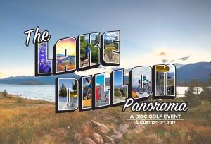 The Lake Dillon Panorama graphic