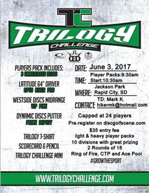 Trilogy Challenge 2017-Rapid City graphic