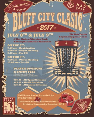 Bluff City Classic 2017 graphic