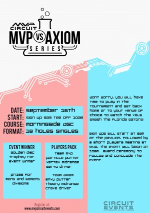 Knoxville MVP vs Axiom Circuit graphic