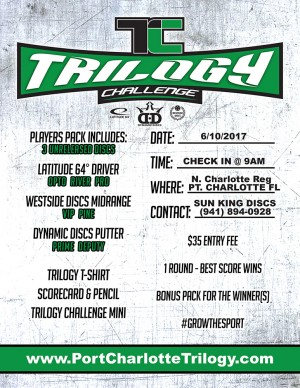 Sun King presents Trilogy Challenge (Pt. Charlotte) graphic