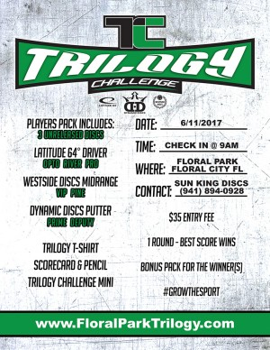 Sun King presents Trilogy Challenge (Floral City) graphic