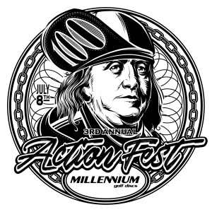 Third Annual Action Fest presented by Millennium graphic