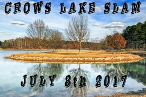 CROWS LAKE SLAM graphic
