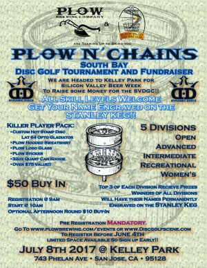 South Bay Plow N' Chains graphic