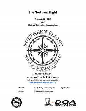 North Valley Series: Northern Flight presented by DGA graphic