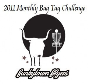 February Bag Tag Challenge graphic