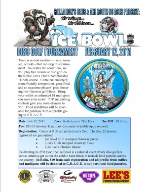 2nd Annual Rolla Ice Bowl graphic