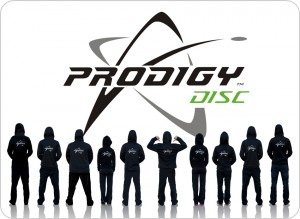 We Are The Future (Jrs. Only) - Sponsored by Prodigy Disc graphic