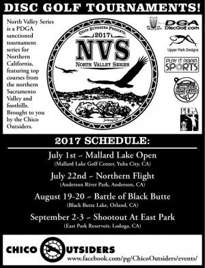 North Valley Series: Shootout at Eastpark presented by DGA graphic