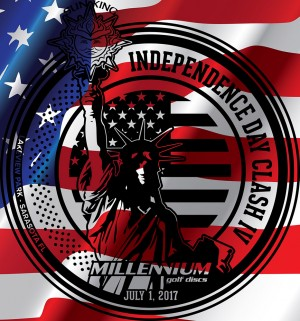 Sun King/Millennium present Independence Day Clash IV graphic