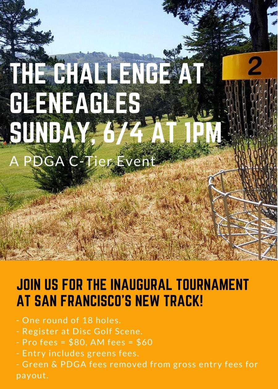 The Challenge At Gleneagles Graphic