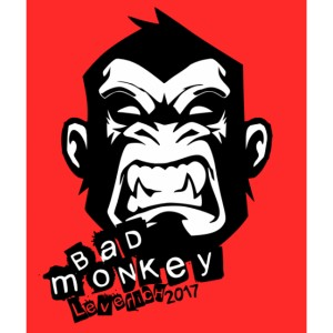The Bad Monkey graphic