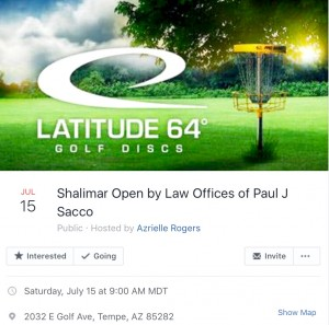 Shalimar Open presented by Law Offices of Paul J Sacco graphic