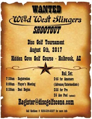 Wild West Slingers Shootout graphic