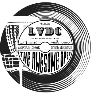 THE LVDC AWESOME OPEN !!!! graphic