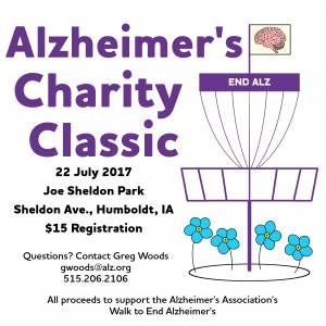 Alzheimer's Charity Classic graphic
