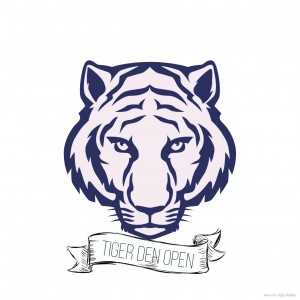 Tiger Den Open graphic