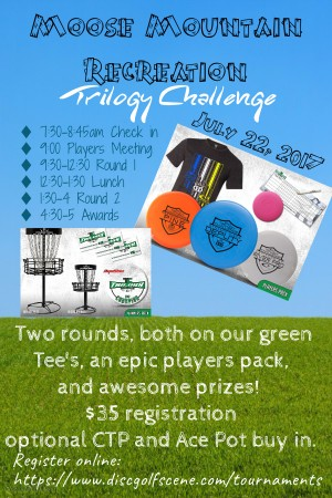 Moose Mountain Trilogy Challenge graphic
