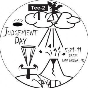 Tee-2: Judgement Day graphic