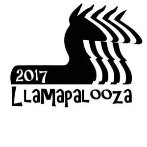 Llamapalooza 2017 graphic