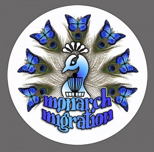 Monarch Migration Poppy Series Championships graphic