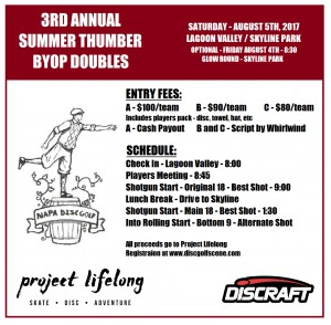 Summer Thumber BYOP graphic