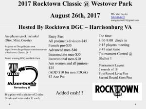 Rocktown Classic graphic