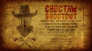 Choctaw Shootout graphic